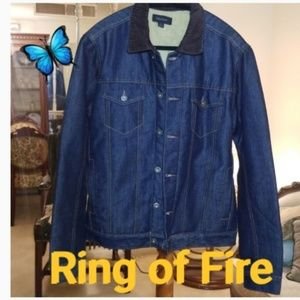 Ring of Fire  Sherpa Jacket